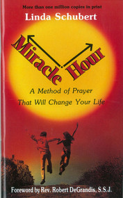 Miracle Hour: A Method of Prayer That Will Change Your Life. Prayer that covers all the bases. Shows us that God is waiting, and we are in need of Him. How to nurture your faith through prayer Miracle Hour: A Method of Prayer that Will Change Your Life has provided over one million people in over 25 countries a new or renewed way to pray. Spending just 5 minutes on one or more of the 12 sections, such as, praise, thanksgiving, surrender, repentance, forgiveness, with an attitude of openness and expectancy can be a time of deeper consecration and growth in understanding the ways of God. Miracle Hour is a very balanced and effective approach to prayer not only for beginners but also for those in a mature walk with the Lord who struggle with their prayer time.