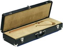 A high quality and sturdy Crozier Carry Case is custom made to fit specific Croziers styles and comes with a lock. Select the style of Crozier the case with be custom measured for. Any questions, contact our Customer Service Department at 1-800-523-7604.