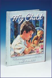 In this 6 X 7 book, a parent expresses unconditional love for their son. Hardcover 48 pages Written by Steven H. Waller