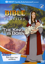 The King is Born DVD, Bible Animated Classics