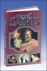"The Book of Saints is a bestselling book based on the Church calendar and the text encompasses the lives of nearly 200 Saints. 4 3/4""x7"", 300 pages Written by Rev. V. Hoagland, Illustrated by G. Angelini"
