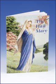 "Catholic Classic for Children, The Hail Mary. This illustrated paperback is full color and softbacj. Book measures 5""x 7"", and has 32 pages."