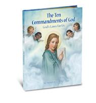 Gloria Childrens Books, The Ten Commandments