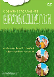 Kids and the Sacraments Reconciliation video - St. Jude Shop