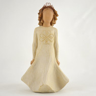 Willow Tree Angel Figurine,  Irish Charm