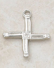 St Brigid's Cross Pendant