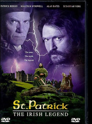 St. Patrick, the Irish Legend, DVD