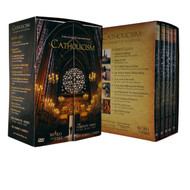 Catholicism: A Journey of a Lifetime by Very Rev. Robert E. Barron. DVD Set