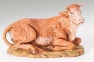 "Fontanini 5"" Scale Nativity Figures ~ Seated Ox"