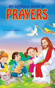 "Filled with sweet, eye-catching illustrations, this lightweight, chunky book of a child's first prayers will delight little children. Measures 6"" X 9""~Padded Hardcover~26 pages."