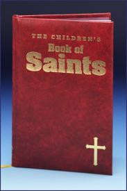 """This best selling and beautifully illustrated book has sold over 500,000 copies and contains the lives of 52 Saints. Each gift edition is bound with simulated leather and has a padded cover with gold stamping and gold edges. Ages 6-9. White or Burgundy gift boxed edition. Size: 5"""" X 7""""~112 pages~Hardcover."""