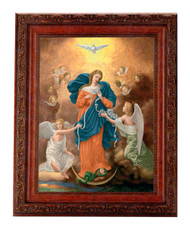 Our Lady, Untier of Knots Lithograph