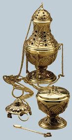 Censer and Boat 686