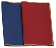 """Bags for Sacred Vessels. Royal Blue or Red. sizes are S  (7"""" X 7""""), M  (8"""" X 12""""), L (10"""" X 14""""),   **XL (16"""" X 26"""") Ostensorium Bag (Only available in Red)"""