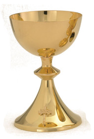 Chalice with Scale Paten, A-174G