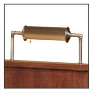 "Brass lamp available for selected pulpits and lecterns  Dimensions: 7"" height, 14"" width"