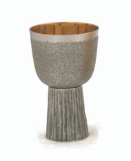 Communion Cup Silver, Gold- Line, 3051S