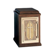 Bronze and Oak Tabernacle 9463