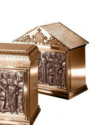 Bronze Tabernacle 8626