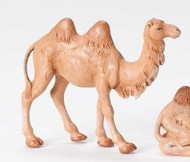 "Fontanini 5"" Scale Standing Camel. Material: Polymer"