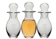Chrismal Set 10 Ounce Bottles - 9784
