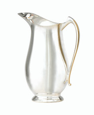 Silver or Gold Plated Flagon - 54 Ounces, Height: 10""