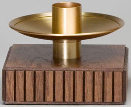 4 Inch Altar Candlestick