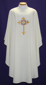 Easy Care Embroidered Chasuble or Dalmatic 2023