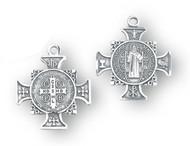 St. Benedict Cross Medal S1688