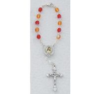 Sacred Heart Auto Rosary