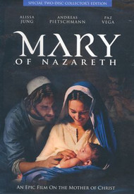 Mary of Nazareth DVD