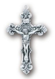 Sterling Silver Crucifix Pendant