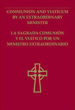 "New bilingual (English/Spanish) edition contains two rites, one for use when communion can be celebrated in the context of a liturgy of the word; the other, a brief communion rite for use in more restrictive circumstances, such as a hospital. 52 pages, Paperback ~ 6"" x 9""."