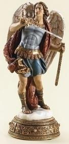 Saint Michael Figurine, Heavenly Protectors