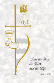RCIA Holy Cards