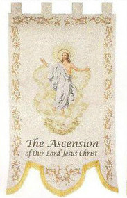 The Ascension Processional Banner