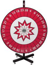 """30"""" number wheel 1-30."""