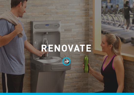 Renovate your facility
