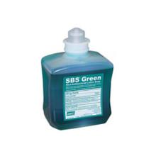 Deb Antibacterial Gel Hand Soap, Green, 1 Liter, 88127 (8 refills/case)