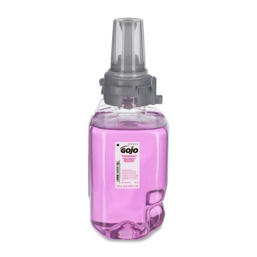 GOJO Antibacterial Foam Handwash, Plum, 700 mL, 8712-04 (4 refills/case)