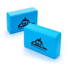 Black Mountain Products Yoga Blocks, Set of Two (BMP-YogaBlock-)