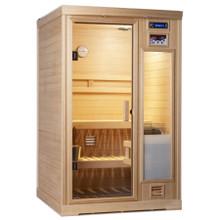 Polar Panel-Built Sauna Rooms