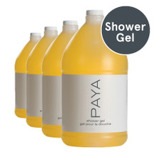Paya Organics Shower Gel (4 gallons/case) (1026206)