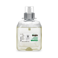 GOJO FMX-12 Green Certified Foam Hand Soap, 1250 mL (3 refills/case) (5165-03)