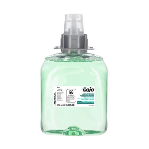 FMX-12 Luxury Foam Hair & Body Wash, 1250 mL (3 refills/case) (5163-03)