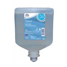 Deb Refresh Clear Foam, 2 Liter (4 refills/case)