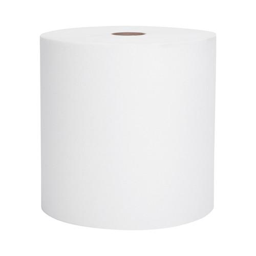 Kimberly-Clark Scott High Capacity Hard Roll Towels, White, 01005 (1000 ft/roll) (6 rolls/case)