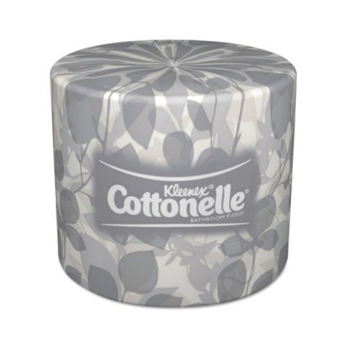 Kimberly-Clark Kleenex Cottonelle Bathroom Tissue, 17713 (451 sheets/roll) (60 rolls/case)