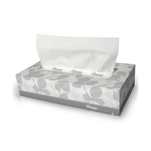 Kimberly Clark Kleenex Facial Tissue, 21606 (48 boxes/case)