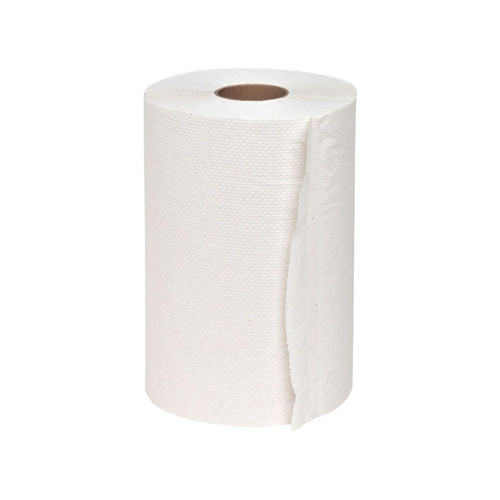Certo Hardwound Roll Paper Towel, White, RT800B (800 ft/case) (6 rolls/case)